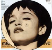 "JUSTIFY MY LOVE - UK 12"" PICTURE DISC (W9000TP)"